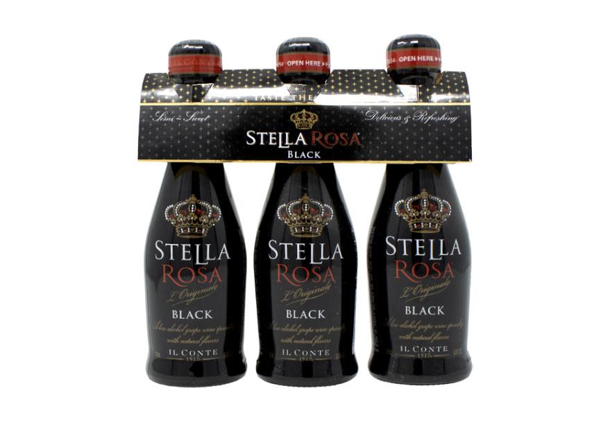 Etichette Sleeve Full Body Stella Rosa
